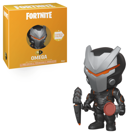 funko 5 star fortnite omega full armor - fortnite funko pop series 3