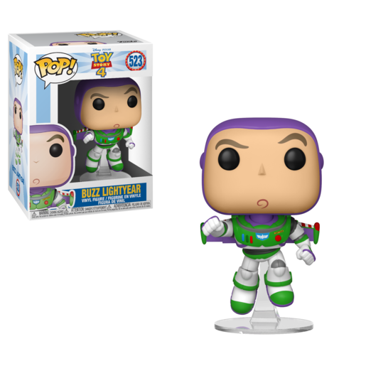 Funko Pop! Disney Pixar: Toy Story 4 - Buzz Lightyear