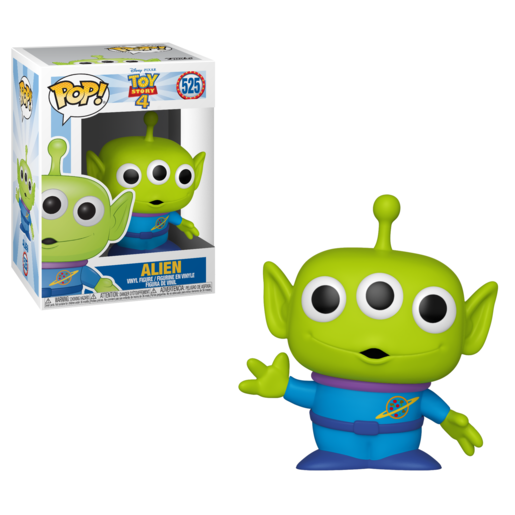 Funko Pop! Disney Pixar: Toy Story 4 - Alien