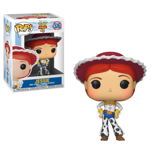 Funko Pop! Disney Pixar: Toy Story 4 - Jessie