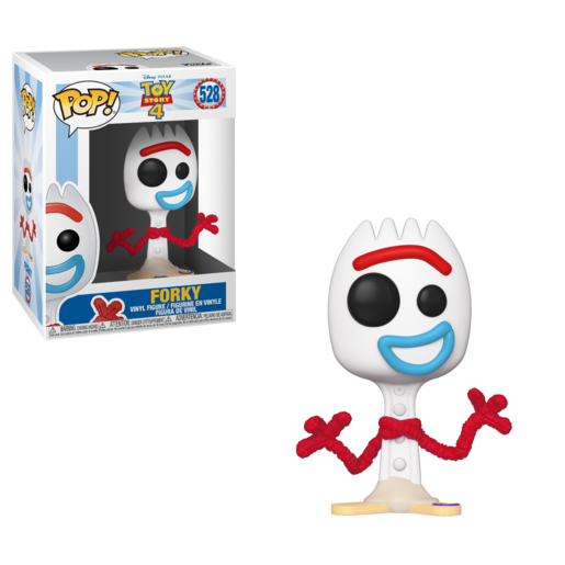 Funko Pop! Disney Pixar: Toy Story 4 - Forky