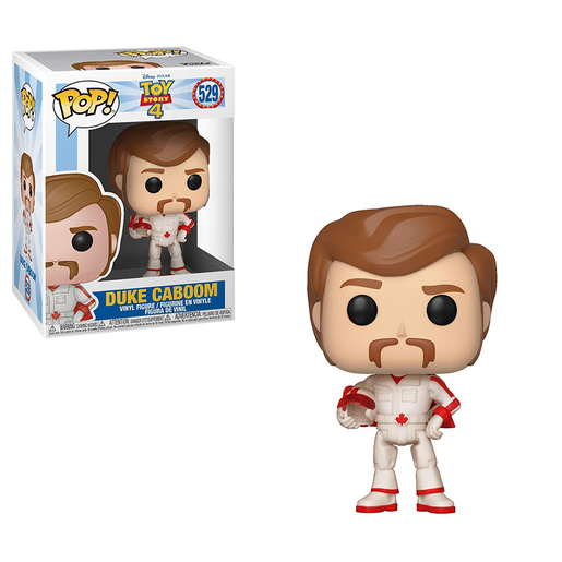 Funko Pop! Disney: Toy Story 4 - Duke Caboom