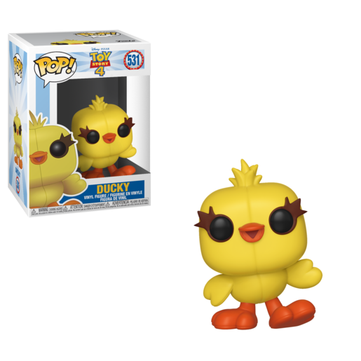 Funko Pop! Disney Pixar: Toy Story 4 - Ducky