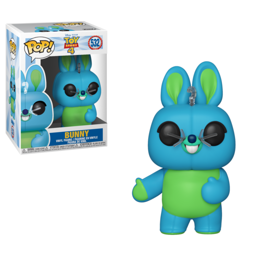 Funko Pop! Disney Pixar: Toy Story 4 - Bunny