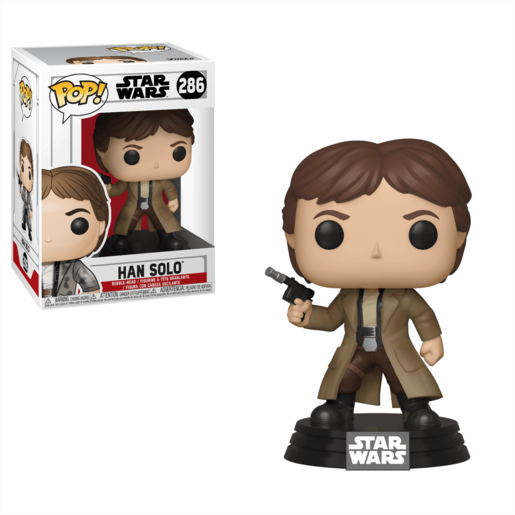 Funko Pop! Star Wars: Endor Han Solo
