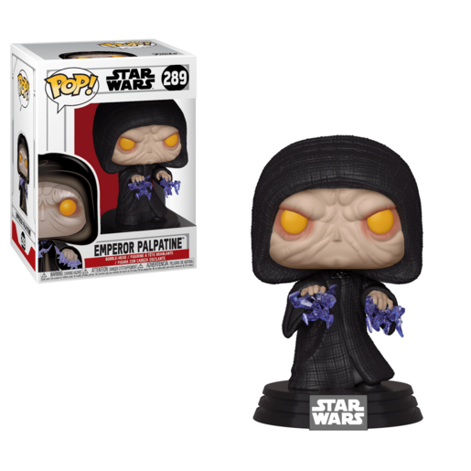 Funko Pop! Star Wars: Emperor Palpatine