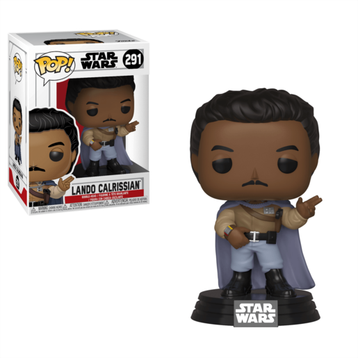 Funko Pop! Star Wars: General Lando