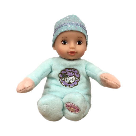 Baby Annabell Sweetie for Babies 22cm Soft Doll - Blue