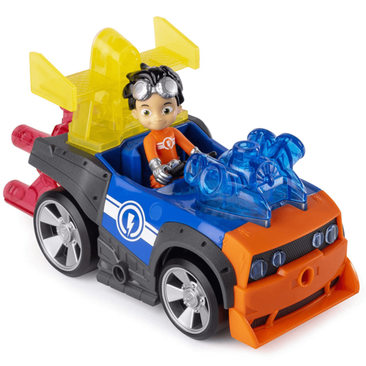 Rusty Rivets Supercharged Kart