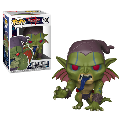 Funko Pop! Movies: Spider-man into the Spiderverse  - Green Goblin