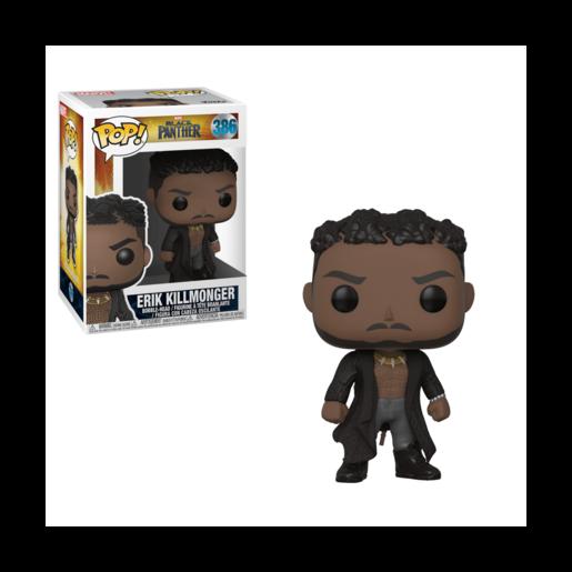 Funko Pop! Marvel: Black Panther - Erik Killmonger