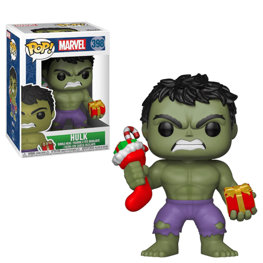 Funko Pop! Marvel: Hulk - Hulk Stocking (Christmas Edition)