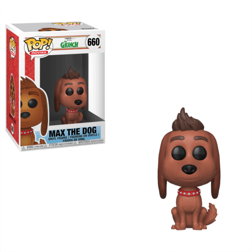 Funko Pop! Movies: The Grinch - Max