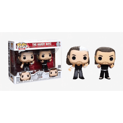 Funko Pop! WWE: WWE 2-Pack - The Hardy Boyz