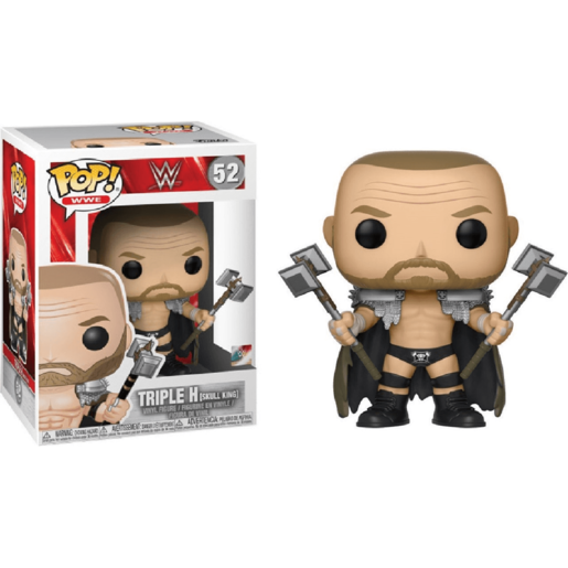 Funko Pop! WWE: Triple H Skull King (Styles Vary)