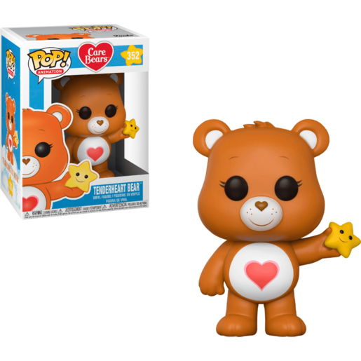 Funko Pop! Animation: Care Bears - Tenderheart Beat