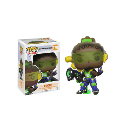 Funko Pop! Games: Overwatch - Lucio