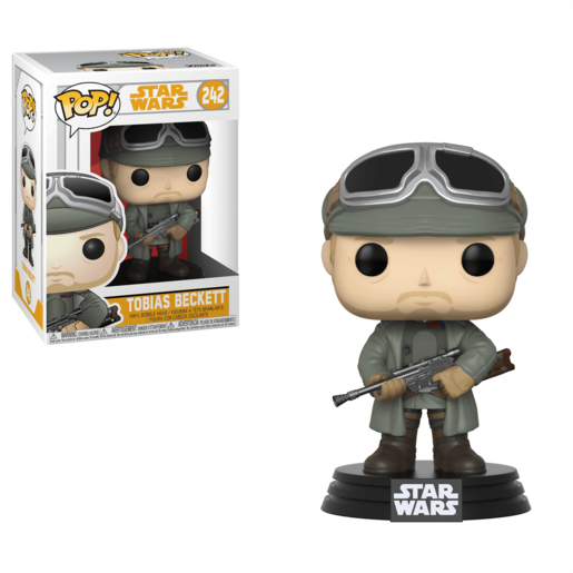 Funko Pop! Movies: Star Wars - Tobias Beckett