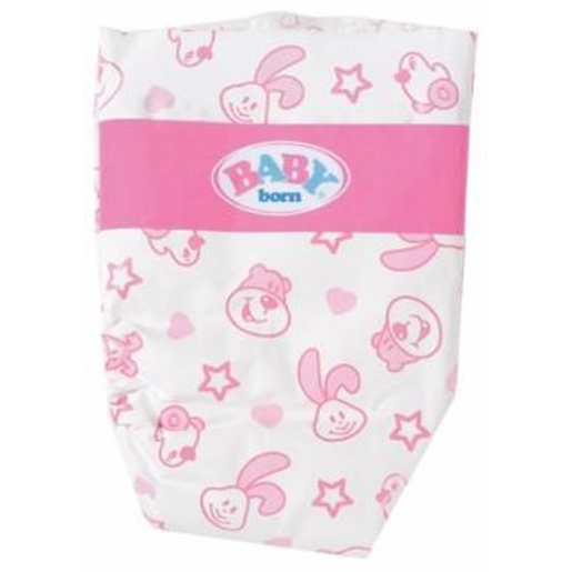 BABY Born Nappies - 5 Pack