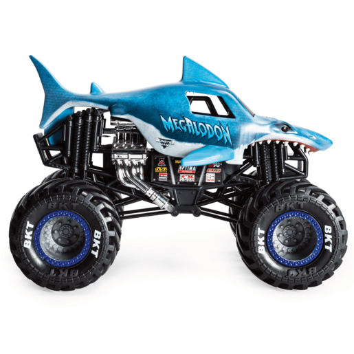 Monster Jam 1:24 Scale Die-Cast Monster Truck (Styles Vary)