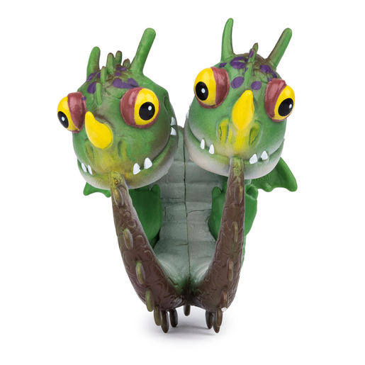 DreamWorks Dragons: Hidden World   5cm Colour Changing Figure   Barf And Belch