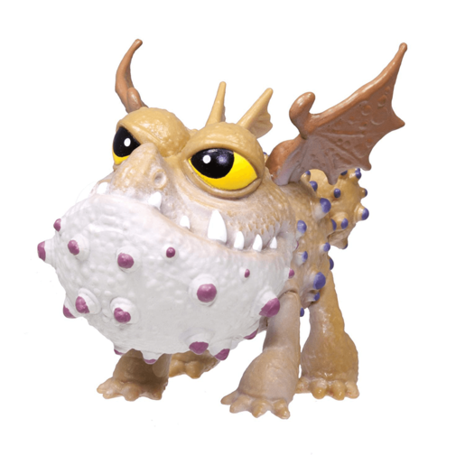 DreamWorks Dragons: Hidden World - 5cm Colour-Changing Figure - Meatlug