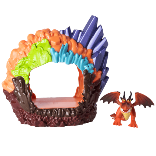 DreamWorks Dragons Hidden World Playset - Hookfang