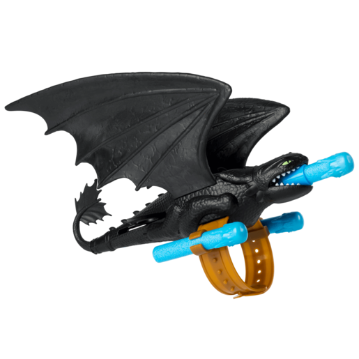 DreamWorks Dragons Wrist Launcher - Toothless