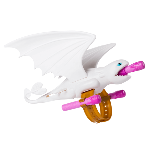 DreamWorks Dragons Wrist Launcher - Light Fury