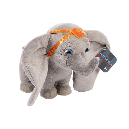 Dumbo 15cm Soft Toy with Red Outfit