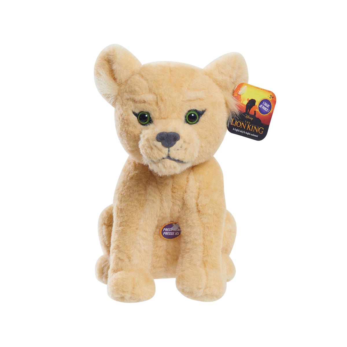 Lion King Talking Plush Toy Nala
