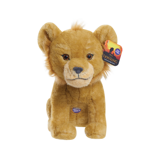 Lion King Talking Plush Toy - Simba