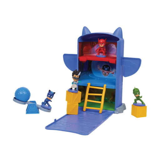 PJ Masks Fold and Go HQ Playset