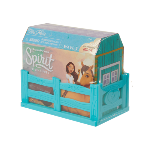 Spirit Action Horse Surprise Box (Styles Vary)