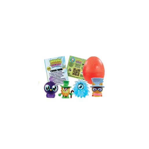 Moshi Monsters Egg Hunt - Surprise 4 Pack