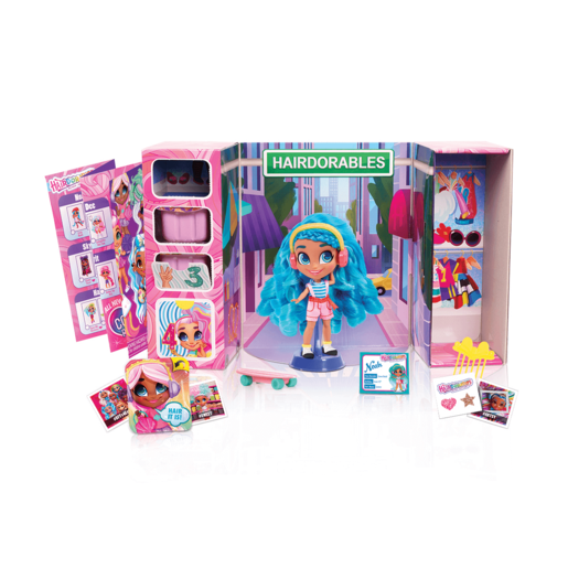 Hairdorables Dolls Assortment - Series 2