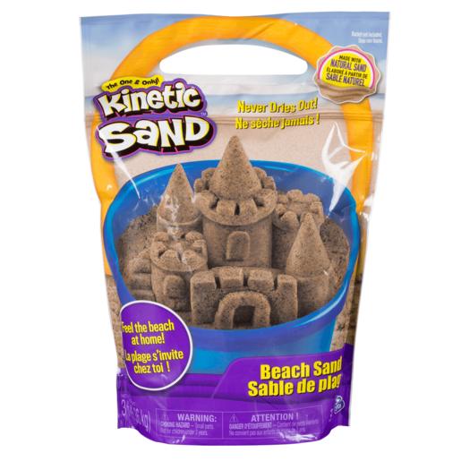 Kinetic Sand Beach Sand (3lb)