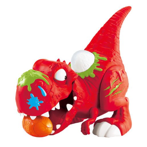 Smashers Series 3 Dino Smash Rex Playset with 2 Exclusive Smashers