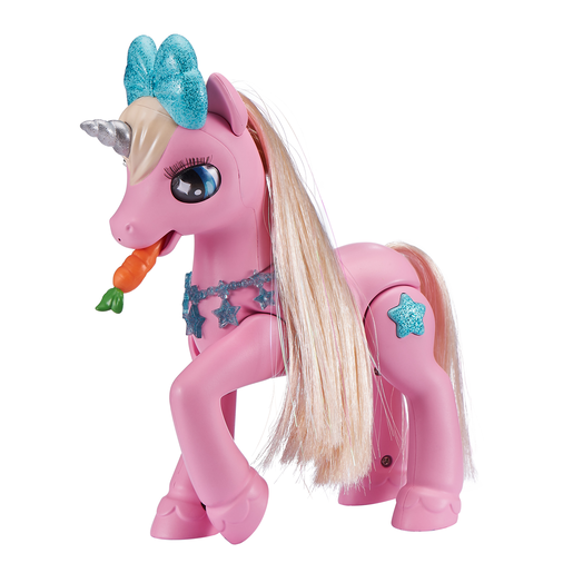 Pets Alive My Magical Unicorn and Stable - Pink