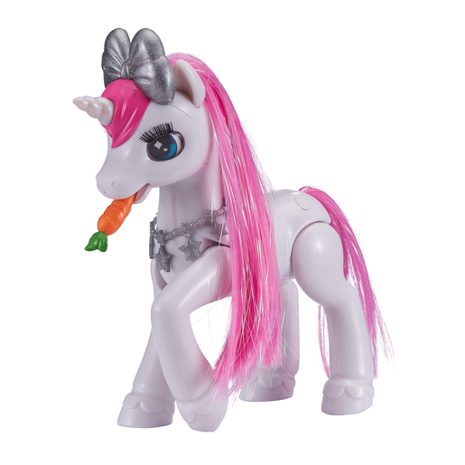 Pets Alive My Magical Unicorn and Stable - White