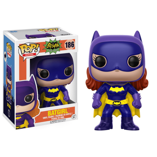 Funko Pop! Heroes: Batman Classic TV Series -  Batgirl