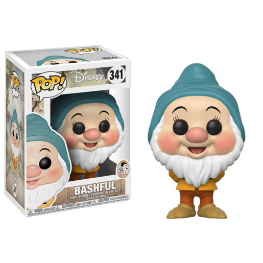 Funko Pop! Disney: Snow White - Bashful