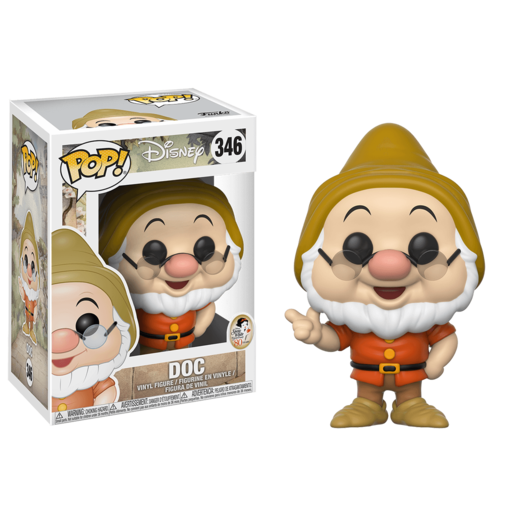 Funko Pop! Disney: Snow White - Doc
