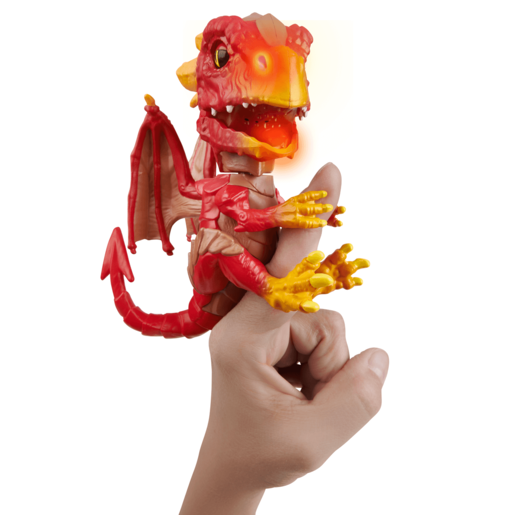 Fingerling Untamed Dragon   Wildfire