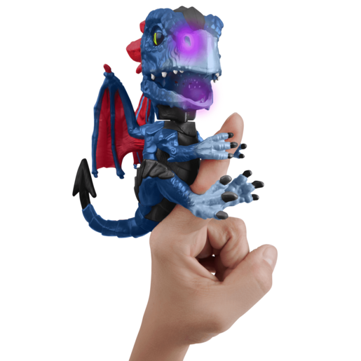 Fingerling Untamed Dragon - Shockwave