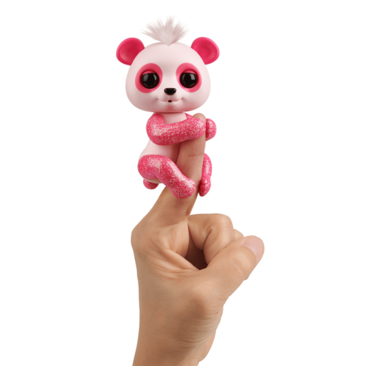 Fingerlings Glitter Panda - Polly (Pink)