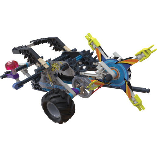 K'NEX X Battlers - X-Saw Attacker Building Set
