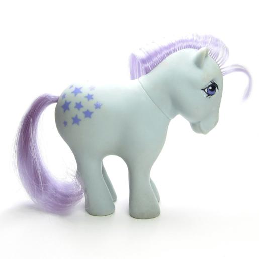 My Little Pony - Blue Belle Retro Pony