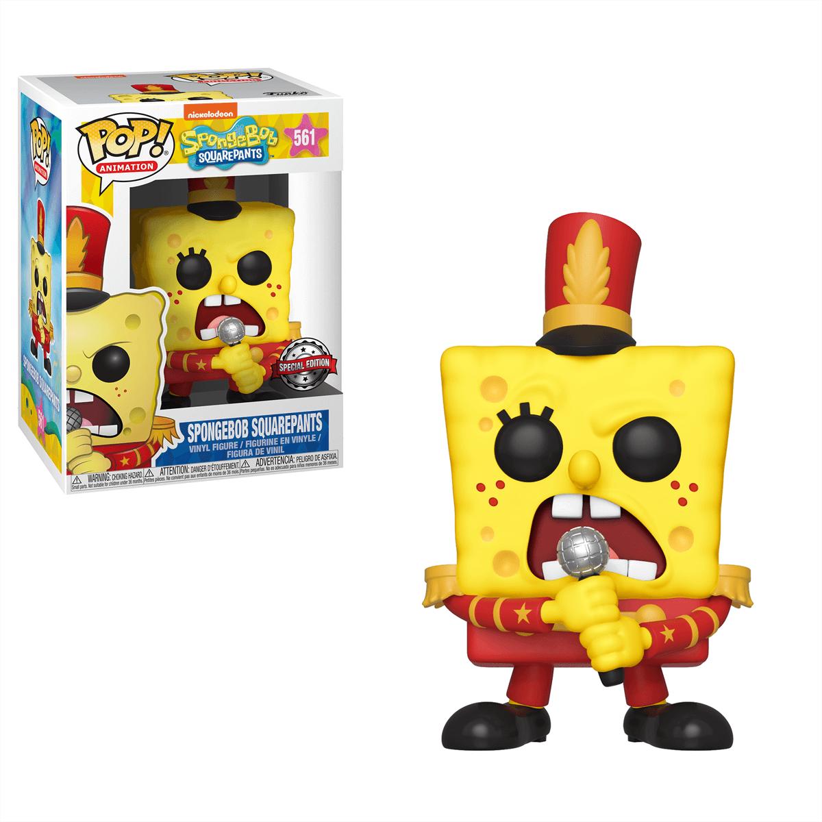 Funko Pop! Animation: SpongeBob Squarepants - SpongeBob