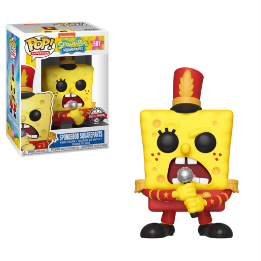 Funko Pop! Animation: SpongeBob Squarepants - SpongeBob